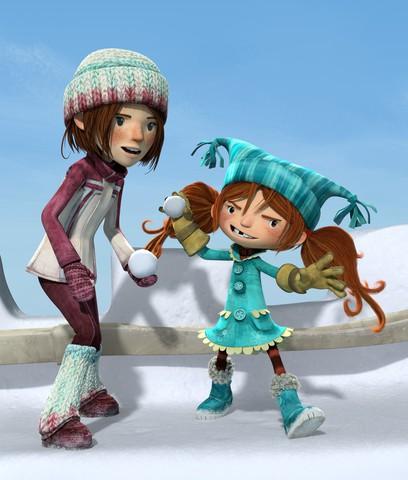 кадр №218705 из фильма Снежная битва 3D