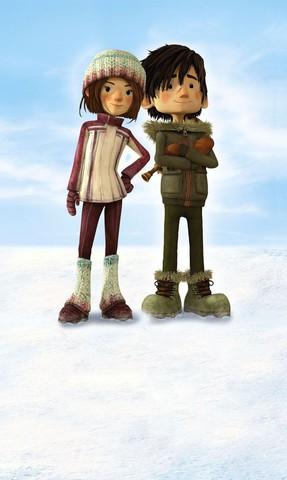 кадр №218707 из фильма Снежная битва 3D