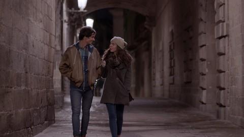 кадр №218789 из фильма Рождественская ночь в Барселоне