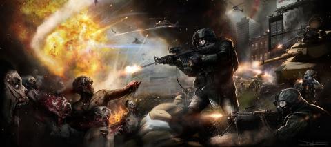 концепт-арты Война миров Z