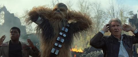 кадр №219285 из фильма Звездные Войны: Пробуждение Силы