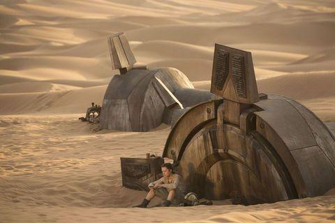 кадр №219407 из фильма Звездные Войны: Пробуждение Силы