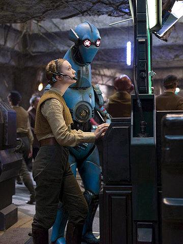 кадр №219413 из фильма Звездные Войны: Пробуждение Силы