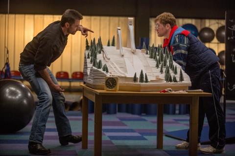 кадр №219552 из фильма Эдди «Орёл»