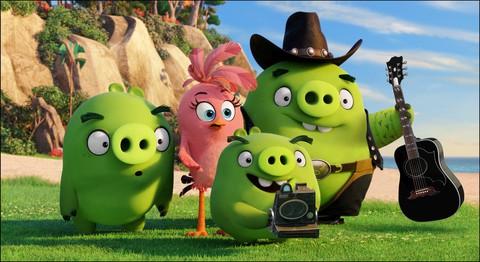 кадр №219945 из фильма Angry Birds в кино