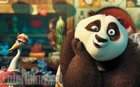кадр №220067 из фильма Кунг-фу панда 3