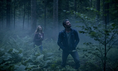 кадр №220234 из фильма Лес призраков