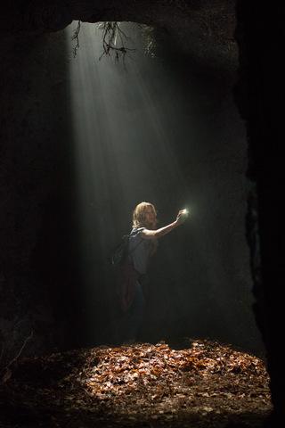кадр №220235 из фильма Лес призраков