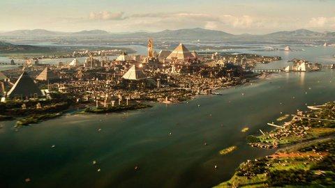 кадр №220703 из фильма Боги Египта