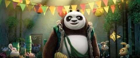 кадр №221040 из фильма Кунг-фу панда 3