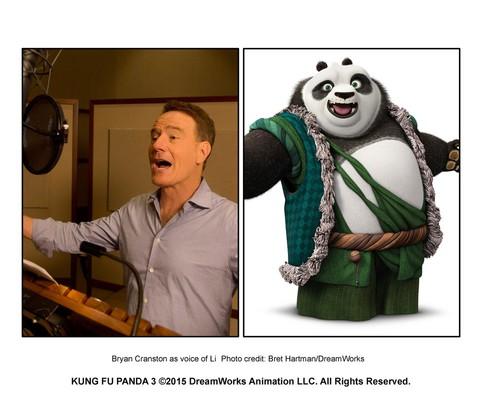 кадр №221041 из фильма Кунг-фу панда 3