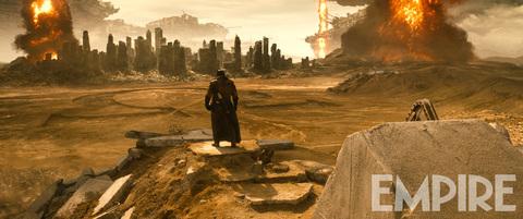 кадр №221427 из фильма Бэтмен против Супермена: На заре справедливости