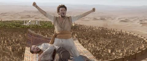 кадр №221740 из фильма Новые приключения Аладдина