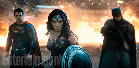 кадр №222707 из фильма Бэтмен против Супермена: На заре справедливости