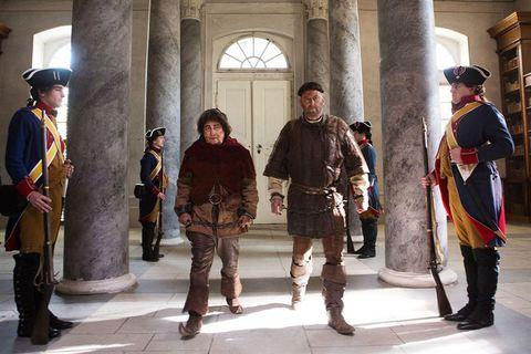 кадр №223339 из фильма Пришельцы 3: Взятие Бастилии