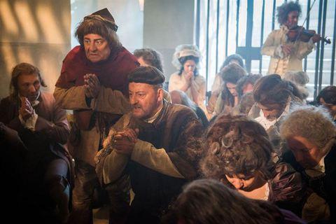 кадр №223345 из фильма Пришельцы 3: Взятие Бастилии