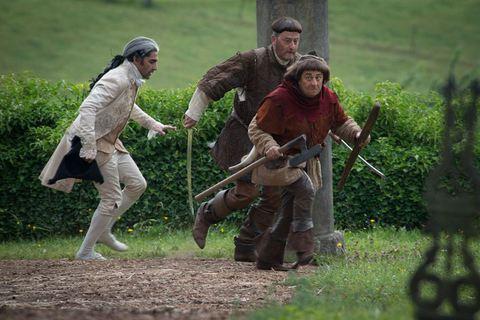 кадр №223349 из фильма Пришельцы 3: Взятие Бастилии