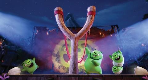 кадр №223775 из фильма Angry Birds в кино
