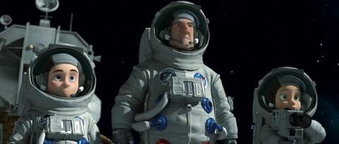 кадр №223839 из фильма Лунный флаг