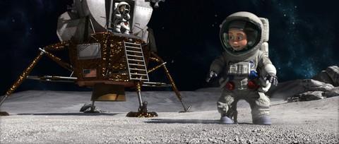 кадр №223841 из фильма Лунный флаг