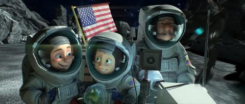 кадр №223842 из фильма Лунный флаг