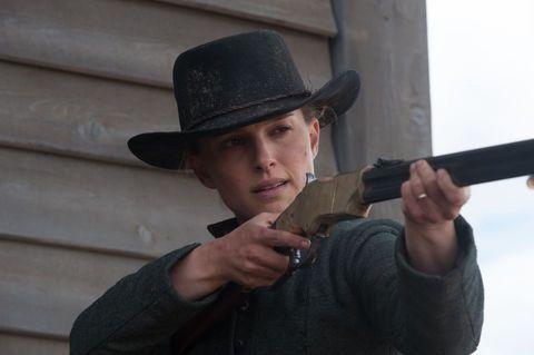 кадр №223889 из фильма Джейн берет ружье