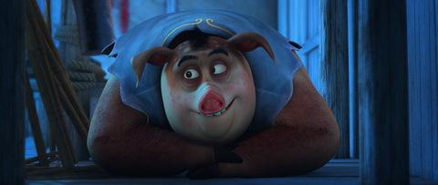 кадр №223926 из фильма Король обезьян 3D