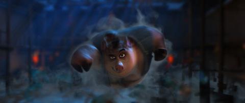 кадр №223927 из фильма Король обезьян 3D