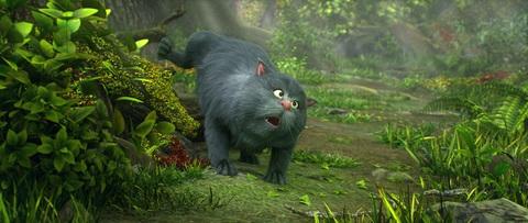 кадр №223929 из фильма Король обезьян 3D