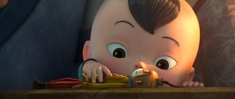 кадр №223940 из фильма Король обезьян 3D