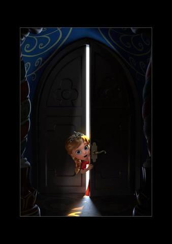 кадр №224151 из фильма Принцесса и дракон