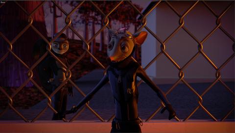 кадр №224232 из фильма Белки в деле