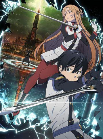 кадр №224563 из фильма Sword Art Online*
