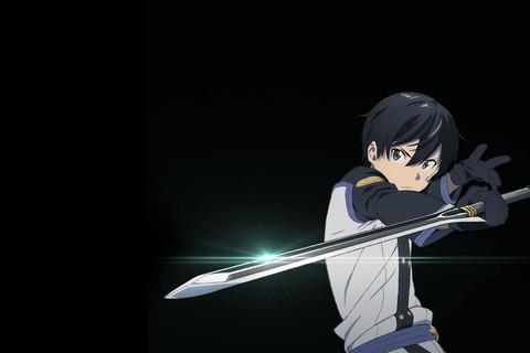 кадр №224566 из фильма Sword Art Online*