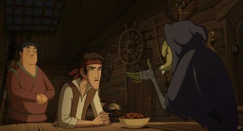 кадр №224649 из фильма Синдбад: Пираты семи штормов