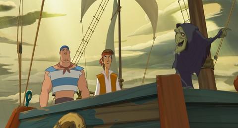 кадр №224655 из фильма Синдбад: Пираты семи штормов