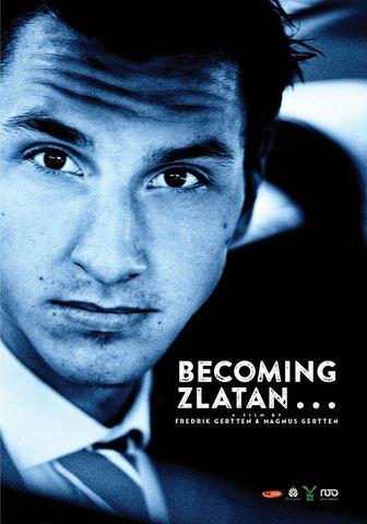 плакат фильма постер Златан. Начало