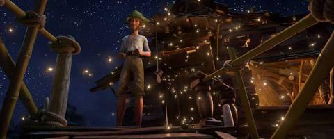 кадр №225839 из фильма Робинзон Крузо: Очень обитаемый остров