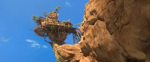 кадр №225842 из фильма Робинзон Крузо: Очень обитаемый остров