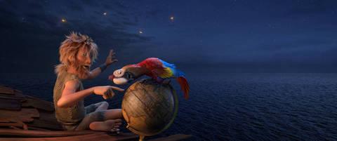 кадр №225854 из фильма Робинзон Крузо: Очень обитаемый остров