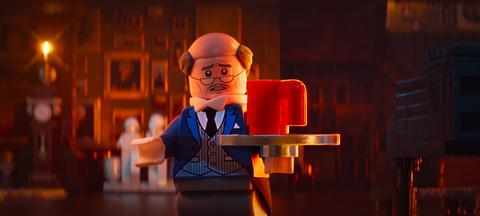 кадр №225984 из фильма Лего Фильм: Бэтмен