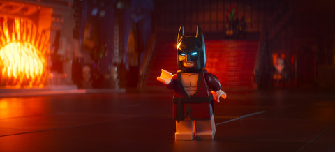 кадр №225985 из фильма Лего Фильм: Бэтмен