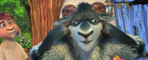 кадр №226181 из фильма Волки и овцы: бе-е-е-зумное превращение