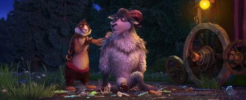 кадр №226195 из фильма Волки и овцы: бе-е-е-зумное превращение