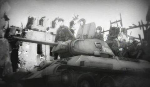кадр №22636 из фильма Первый отряд