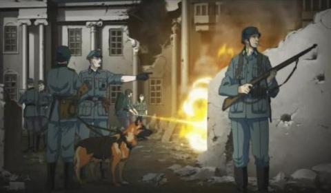 кадр №22639 из фильма Первый отряд