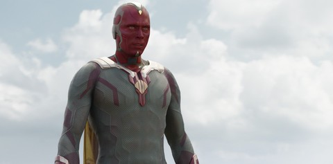 кадры из фильма Первый Мститель: Противостояние Пол Беттани,