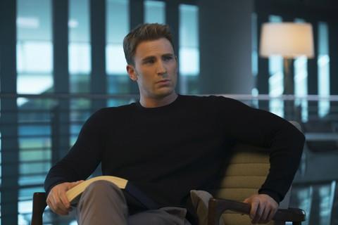 кадр №226557 из фильма Первый Мститель: Противостояние