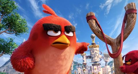 кадр №226743 из фильма Angry Birds в кино
