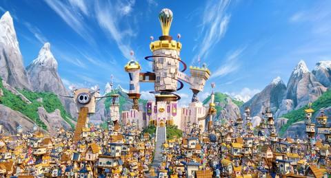кадр №226748 из фильма Angry Birds в кино